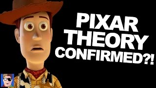Did Pixar Confirm The Pixar Theory?!