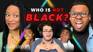 6 Black People vs 1 Secret White Person | Odd Man Out