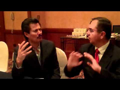 Entrevista a Luis Vinueza de Blue Coat
