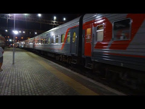 ЭП1М-766 с поездом №340 Новороссийск — Нижний Новгород.