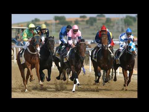 1920%27s Radio Broadcast  Horse Race