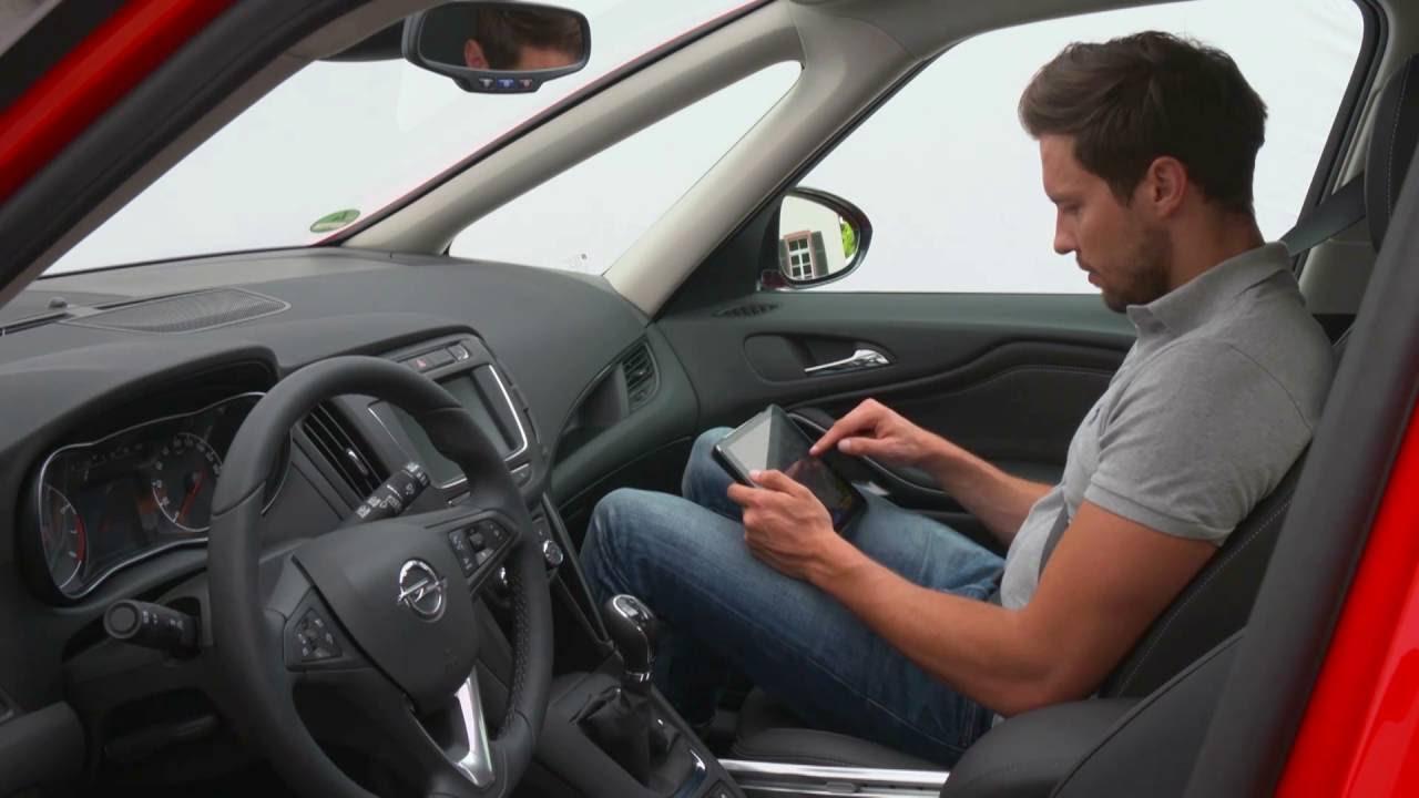 New 2016 opel zafira interior youtube for Opel zafira interieur