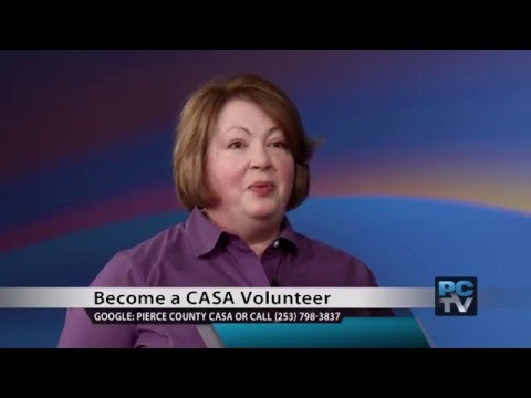 Find out what a Court Appointed Special Advocate (CASA) does