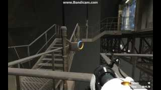 Portal 2 recording test - Crazy Box 1:04