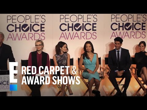 People's Choice Awards 2016 Nominations Announcement