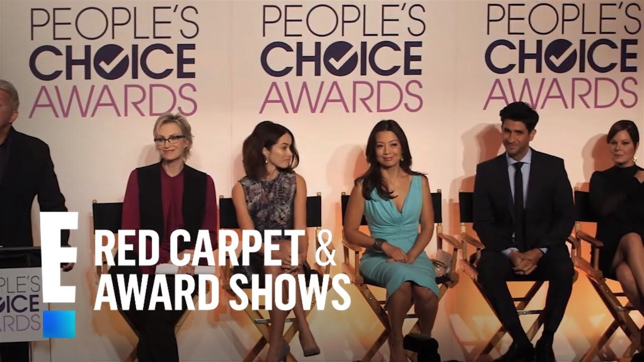 People's Choice Awards 2016 Nominations Announcement | E! People's Choice Awards