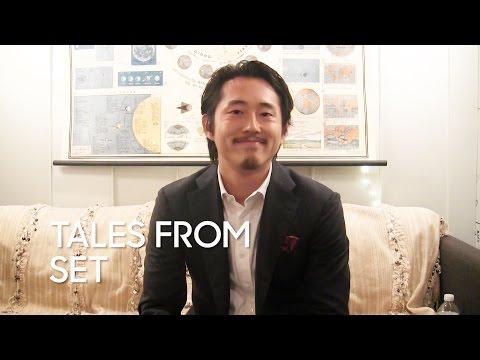 Tales from Set: Steven Yeun