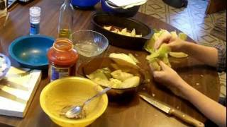 Tutorial- Cooking -stuffed Cabbage Rolls - 2 Recipes - W Meat And Vegan Alternative