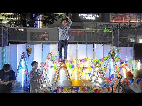 【全編動画】『BOTTOM UP DEMOCRACY』「新宿アルタ前大街宣」2017.10.9 @新宿駅東口アルタ前
