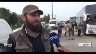 وصول 120 معتقلا محررا إلى المناطق المحررة في حلب