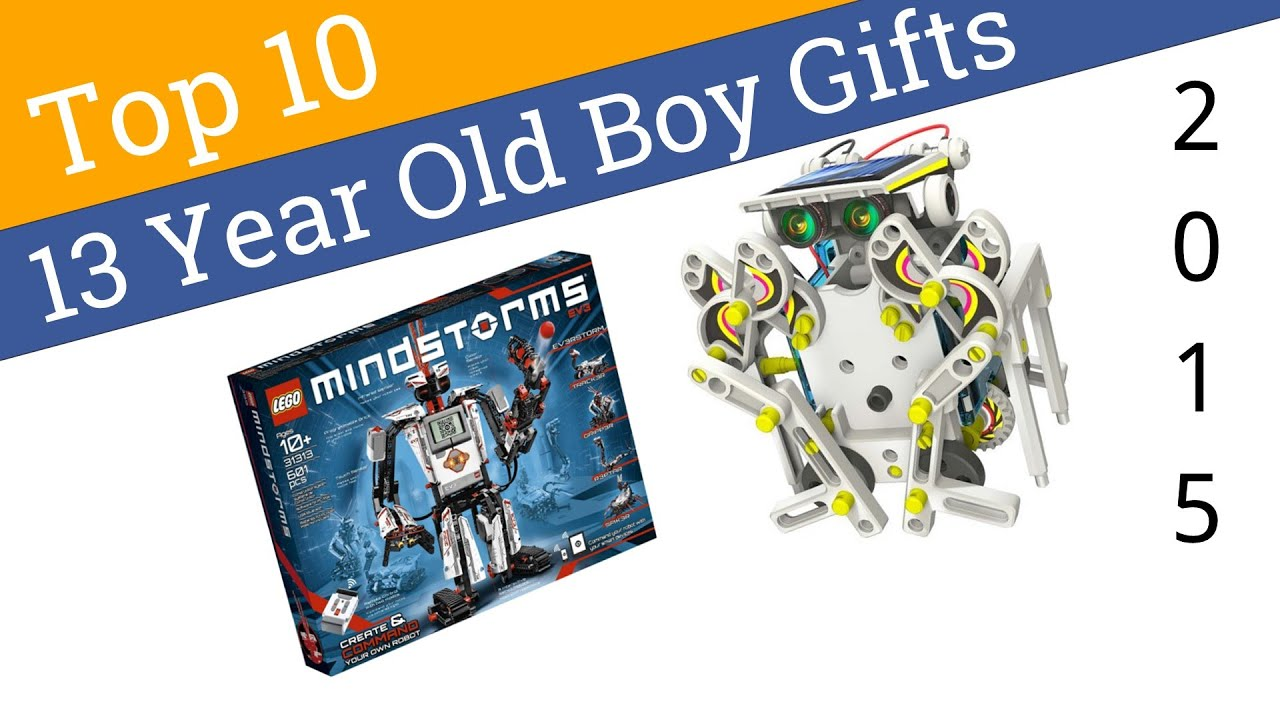 10 Best 13 Year Old Boy Gifts 2015