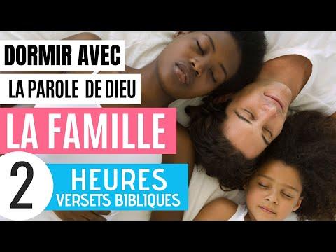Que dit la Bible sur la Famille ? - Versets Bibliques Réconfortants pour Dormir, avec Music