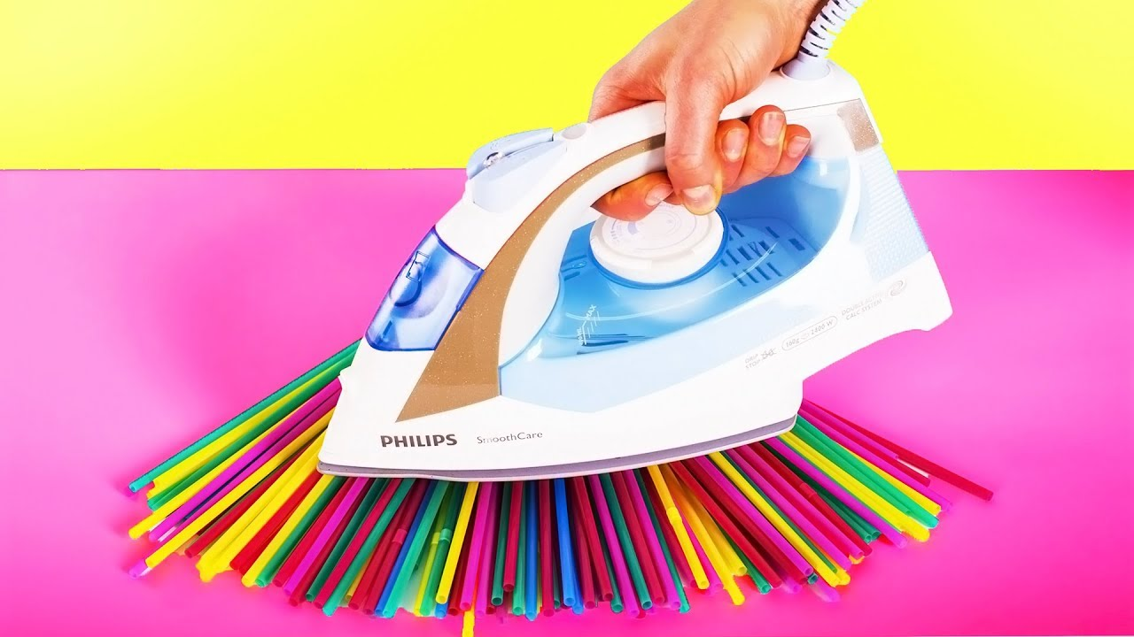 35 Genius Crafts To Make In One Minute Youtube