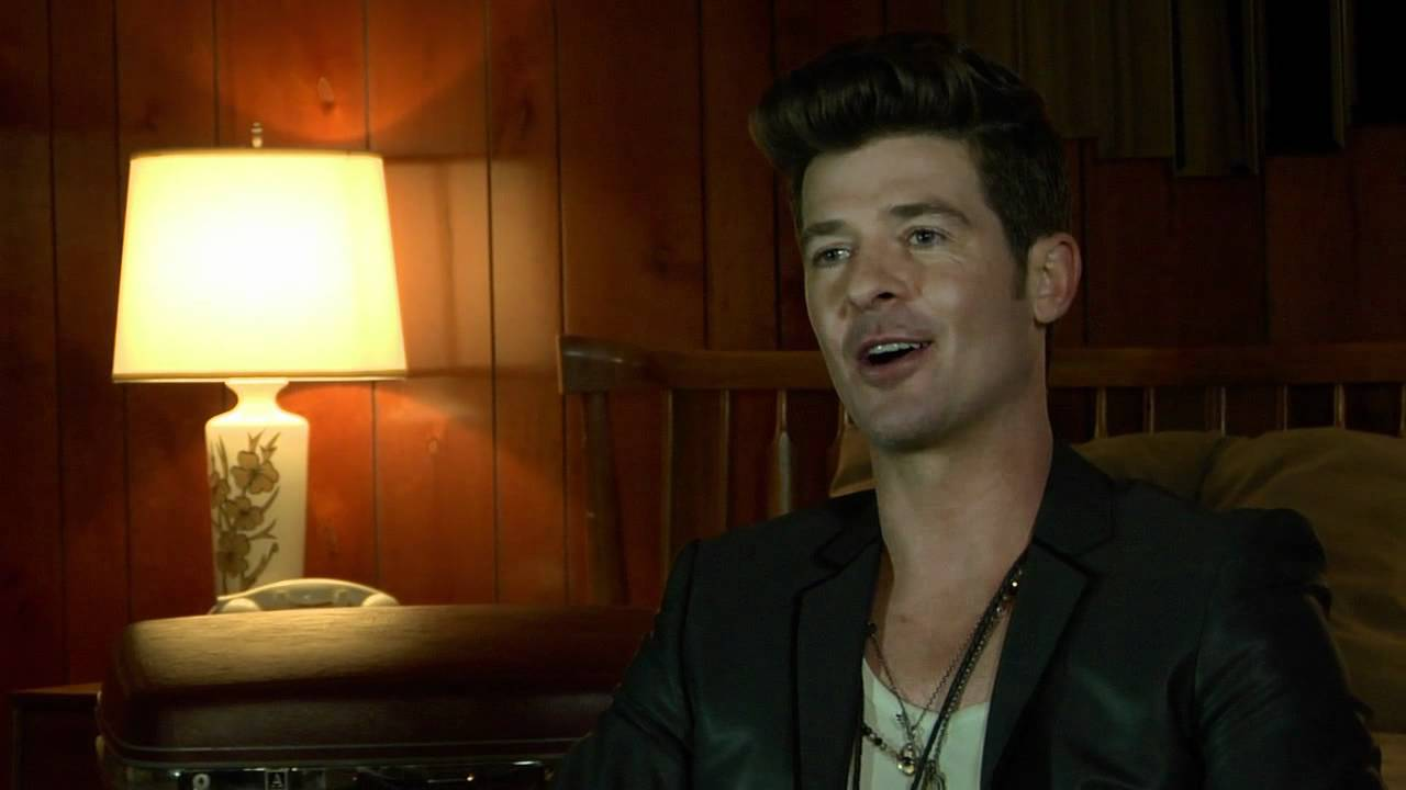 Robin Thicke - Pretty Lil' Heart | Behind The Scenes | Robin Thicke Music