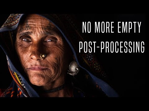 Stop wasting time on empty post-processing (travel photographers)