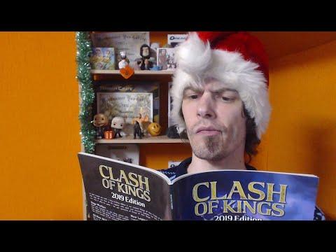 Clash Of Kings 2019 Book - Spells