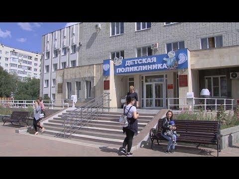 В Невинномысске продолжается ремонт детской больницы и поликлиники