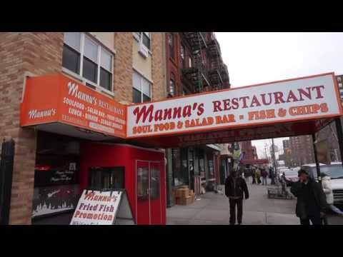 Soul Food in Harlem (4.7.15)