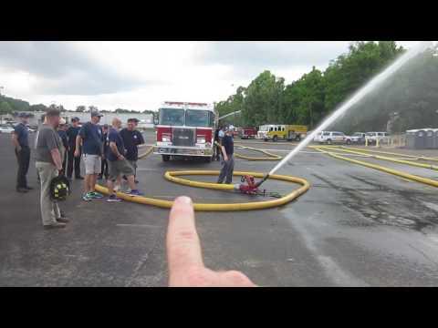Part 1 - LDH Relay Pumping Drill - Shelby County, Alabama - May 2017