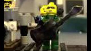 Iron man black sabbath legos