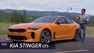 2020 Kia Stinger GTS AWD   The Stinger With A Drift Mode