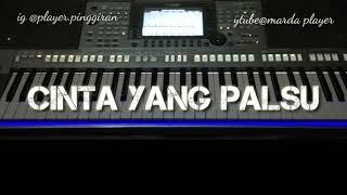 Download lagu Karaoke CINTA YANG palsu cover yamaha psr770...