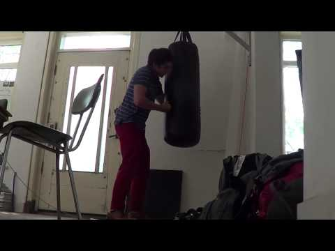nate punches bag amsterdam