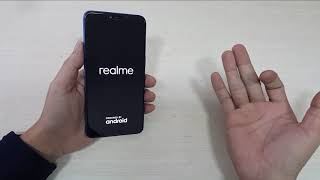 How To Reset Realme C1 Phone