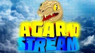 Agar.io//Agarix - режим Self Feed