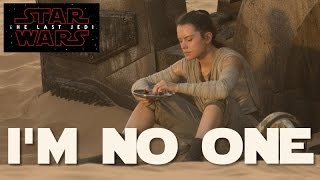You already know the truth: Rey's Origin/Parents reveal will likely be a disapointment to some fans