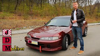 Honda Integra DB6... #JDMachines