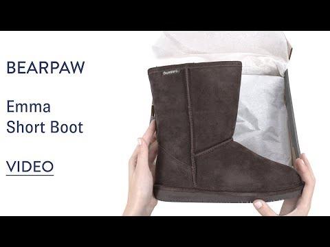 Bearpaw Emma Short Boot   Shoes.com