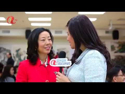 PRESIDENT:KELLY LUO , FLUSHING CHINESE AMERICAN CULTURAL ASSOCIATION. NY EXPRESS EPI # 115 (12/5/14)