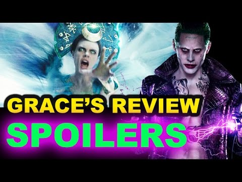 Suicide Squad SPOILERS Movie Review