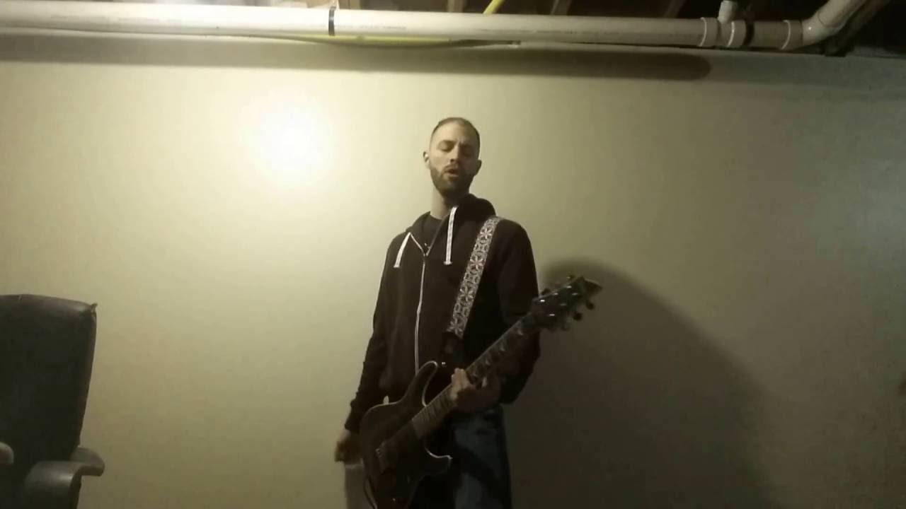 Marilyn Manson - mOBSCENE (guitar cover)