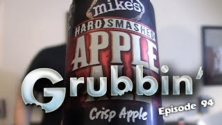 Mike's Smashed Apple Cider & Red's Wicked Apple Ale - Grubbin' with Cult Moo Ep.94