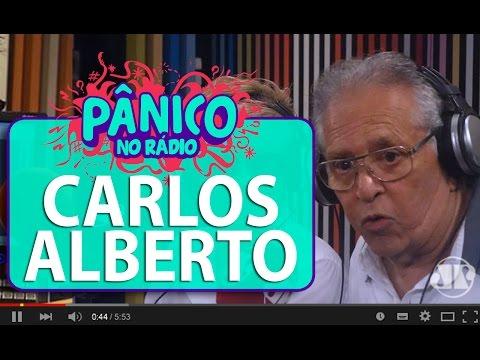 Carlos Alberto De Nóbrega - Pânico - 11/02/16