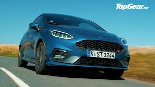 TopGear : the new Ford Fiesta ST