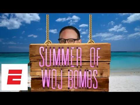 Woj Bombs on LeBron James & Kawhi Leonard highlight NBA's summer free-agency | ESPN