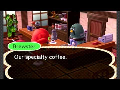 Animal Crossing: New Leaf - Day 27: Brewster
