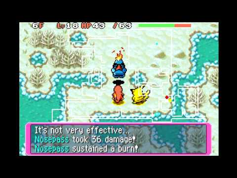 Let's Play Mystery Dungeon: Part 10 --- I'm Odessa the Fire Lizard