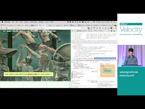 Advanced performance tooling in Chrome DevTools - Paul Irish @ Velocity 2014