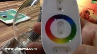 Luminaria LED Philips LivingColors Generation 2 Clear