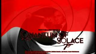 Quantum of Solace - End Credits Music
