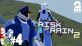 #4【リターンズ】兄者,弟者,おついちの「Risk of Rain 2 シーズン2」【2BRO.】