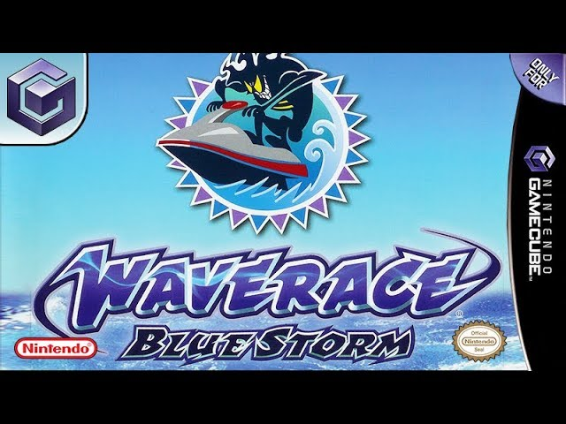 Longplay of Wave Race: Blue Storm