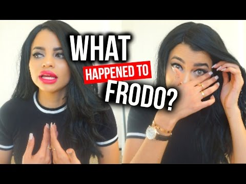 What Happened to Frodo?!