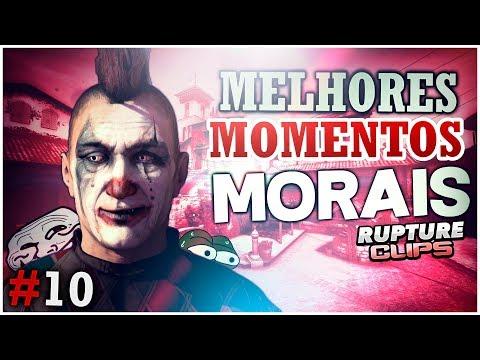 #10 MORAIS: TWITCH MELHORES MOMENTOS