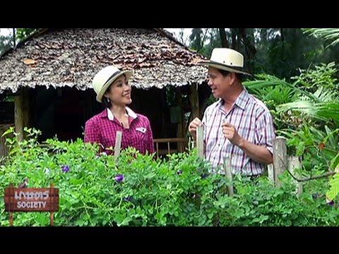 เกษตร society 7/8/57 : ปลูกต้นไม้ให้เป็นรั้วบ้าน