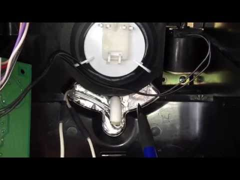 fridge water dispenser hook up